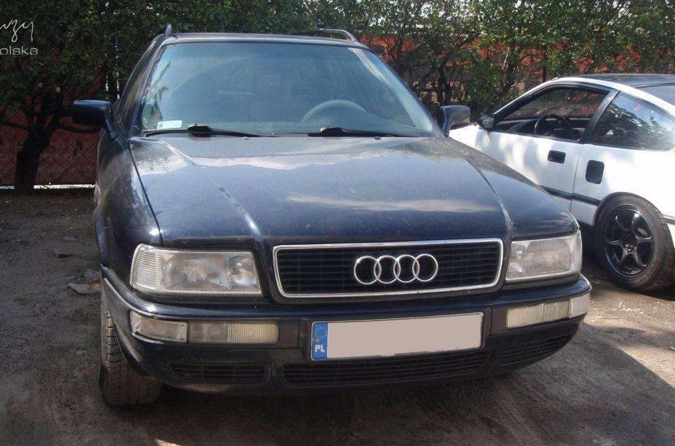 Audi 80 2.6 V6 1994r LPG