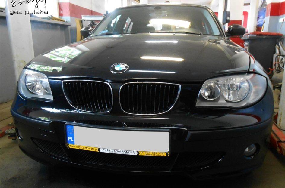 BMW 116i 1.6 2007r LPG