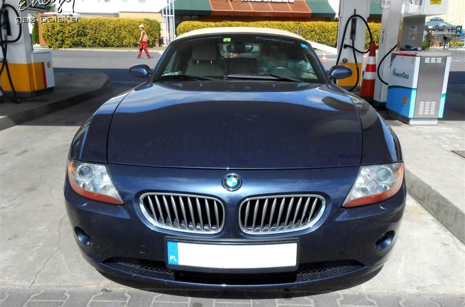 BMW Z4 3.0 2003r LPG