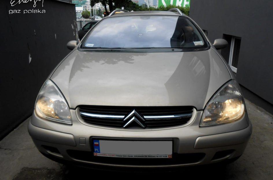 Citroen C5 2.0 2004r LPG