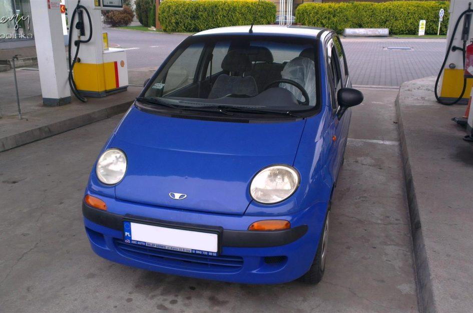 Daewoo Matiz 0.8 2000r LPG