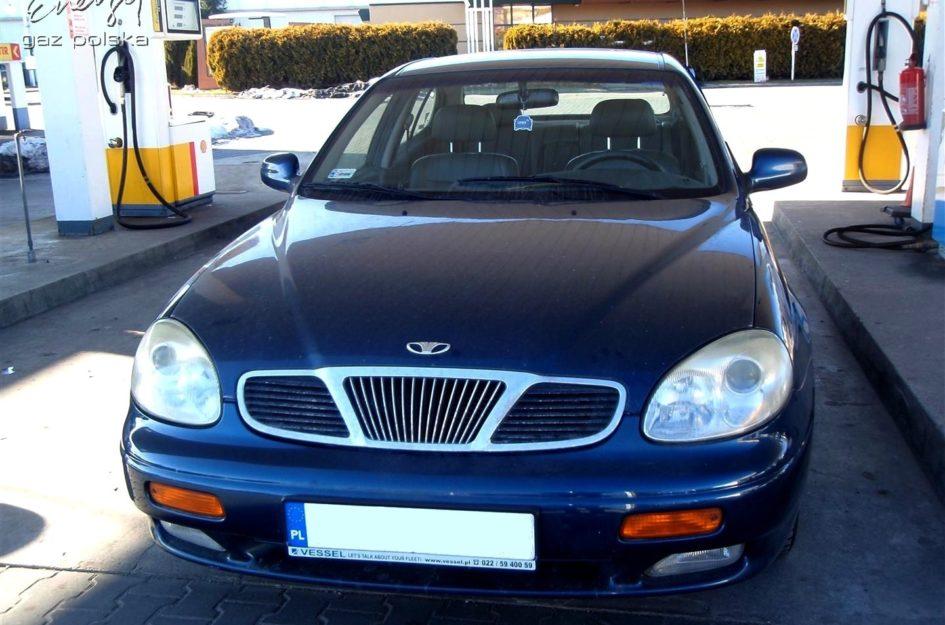 Daewoo Leganza 2.0 1998r LPG