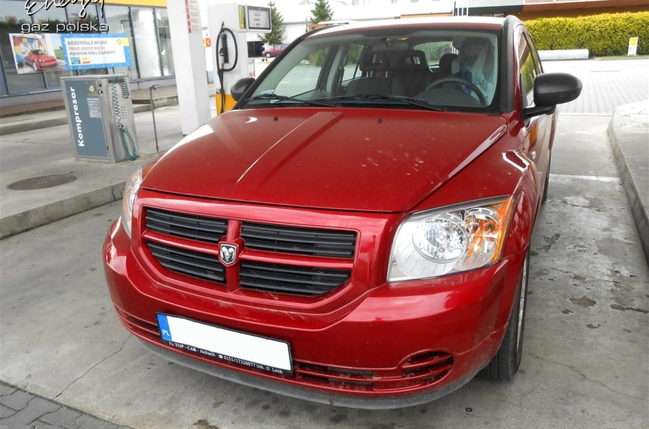 Dodge Caliber 1.8 2007r LPG