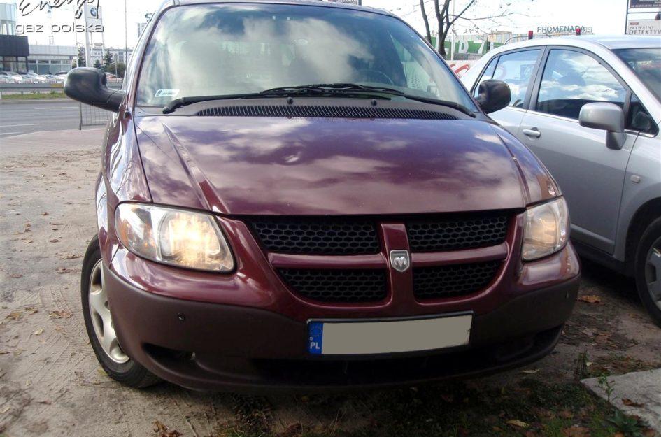 Dodge Caravan 3.3 2002r LPG
