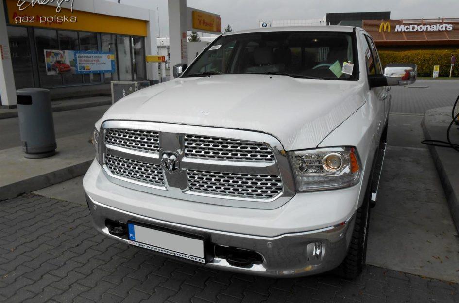 Dodge Ram 1500 5.7 HEMI 2013r LPG