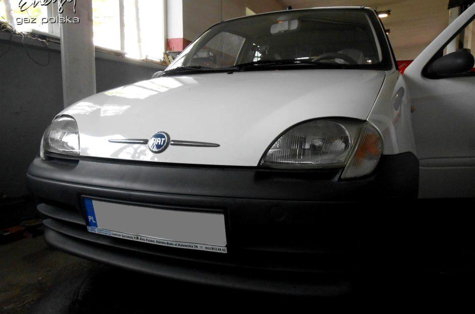 Fiat 600 1.1 2005r LPG