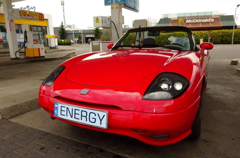 Fiat Barchetta 1.8 1999r LPG