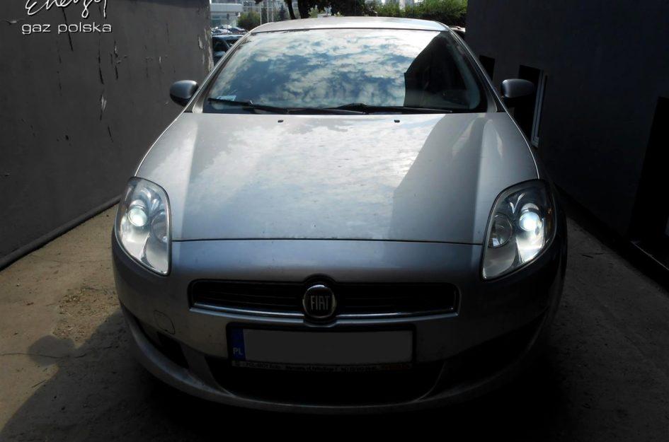 Fiat Bravo 1.4T 2009r LPG