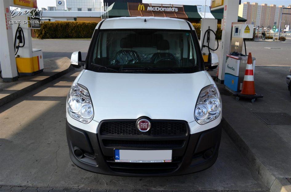 Fiat Doblo 1.4 2013r LPG