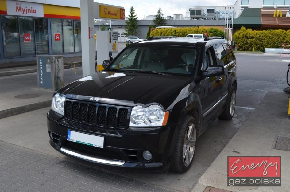 Jeep Grand Cherokee 6.1 430KM 2007r LPG
