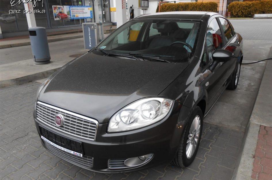 Fiat Linea 1.4 2009r LPG