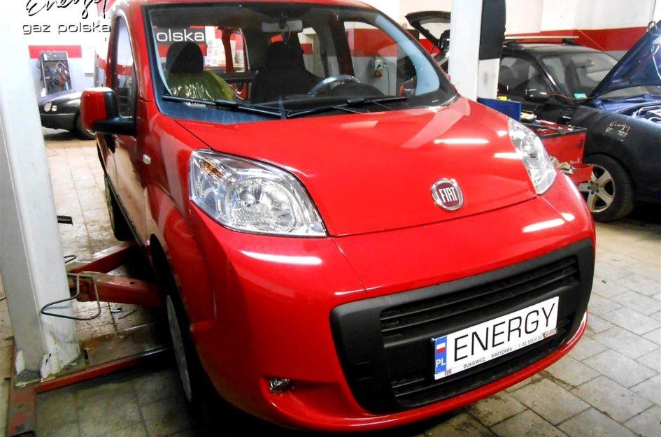 Fiat Qubo 1.4 2014r LPG