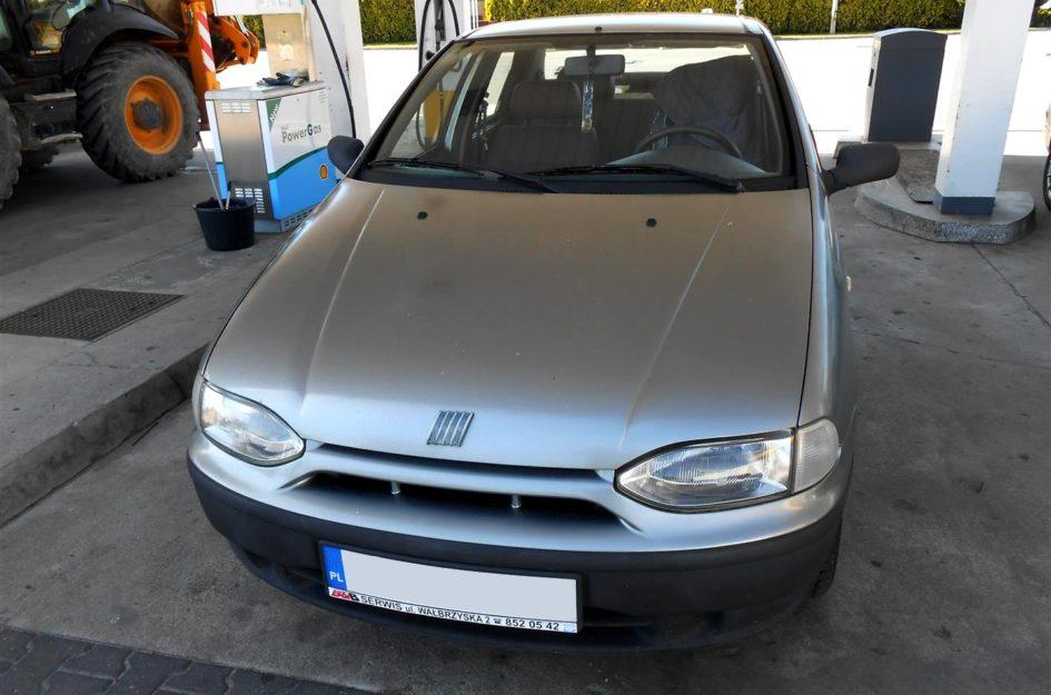 Fiat Siena 1.4 1997r LPG