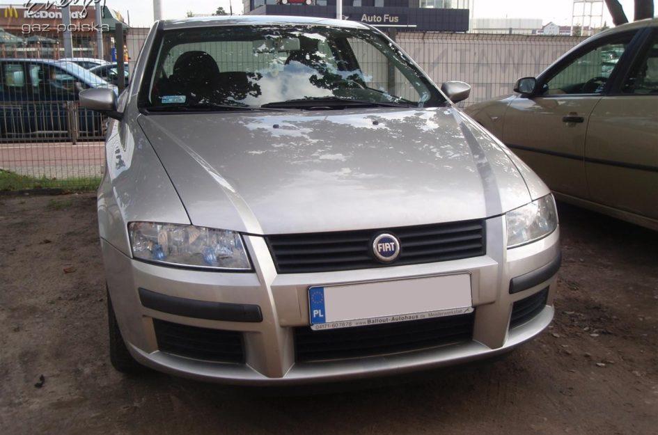 Fiat Stilo 1.6 2004r LPG