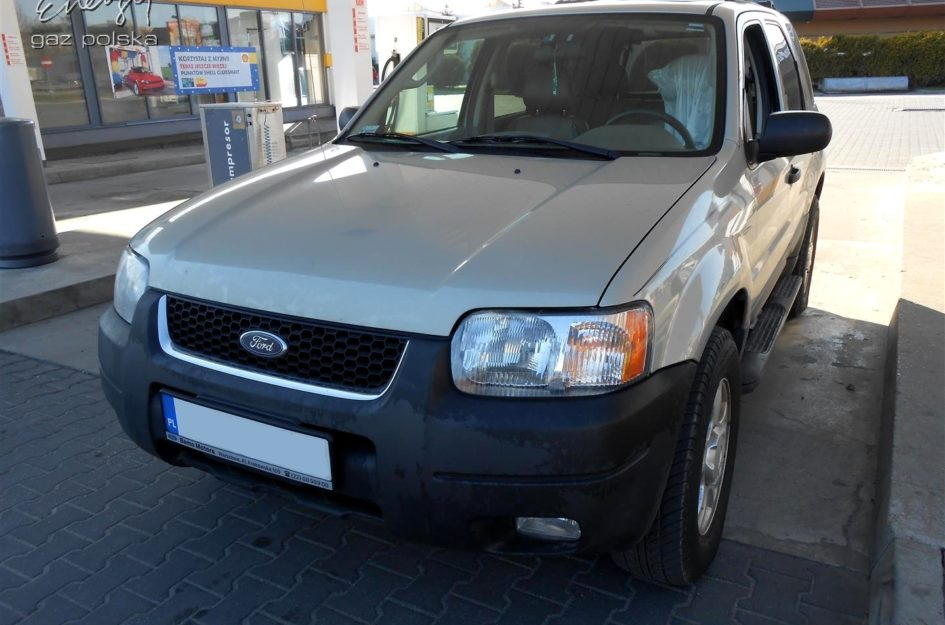 Ford Escape 3.0 V6 2004r LPG