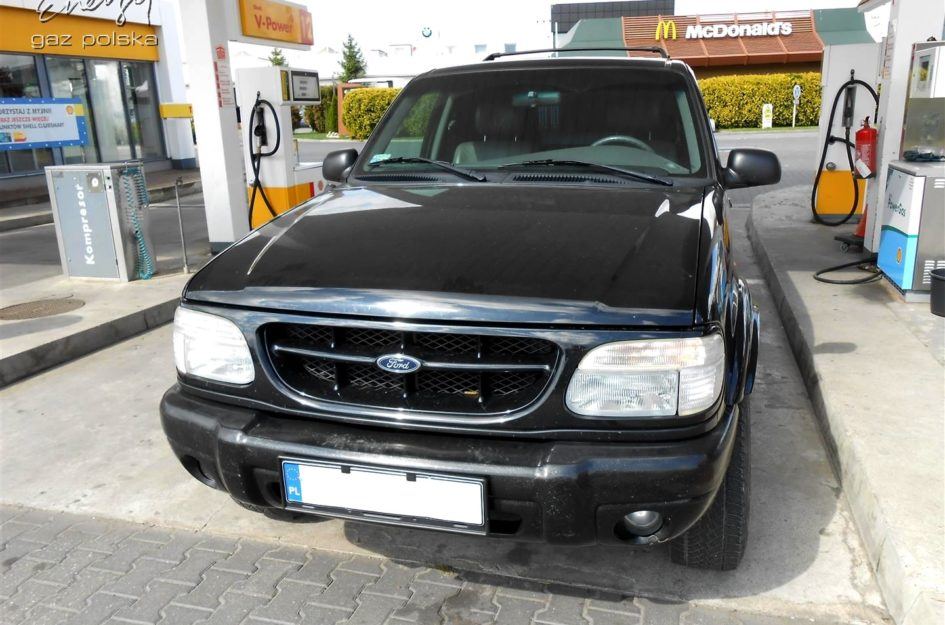 Ford Explorer 4.0 2000r LPG