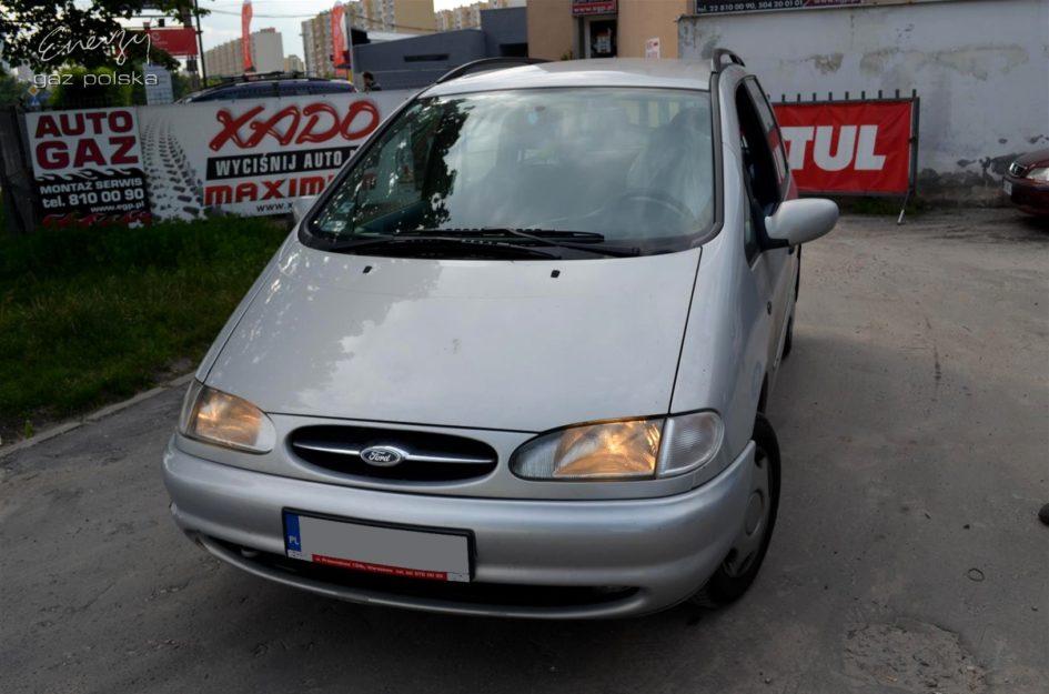 Ford Galaxy 2.3 1999r LPG