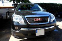 GMC Acadia 3.6 V6 2008r LPG