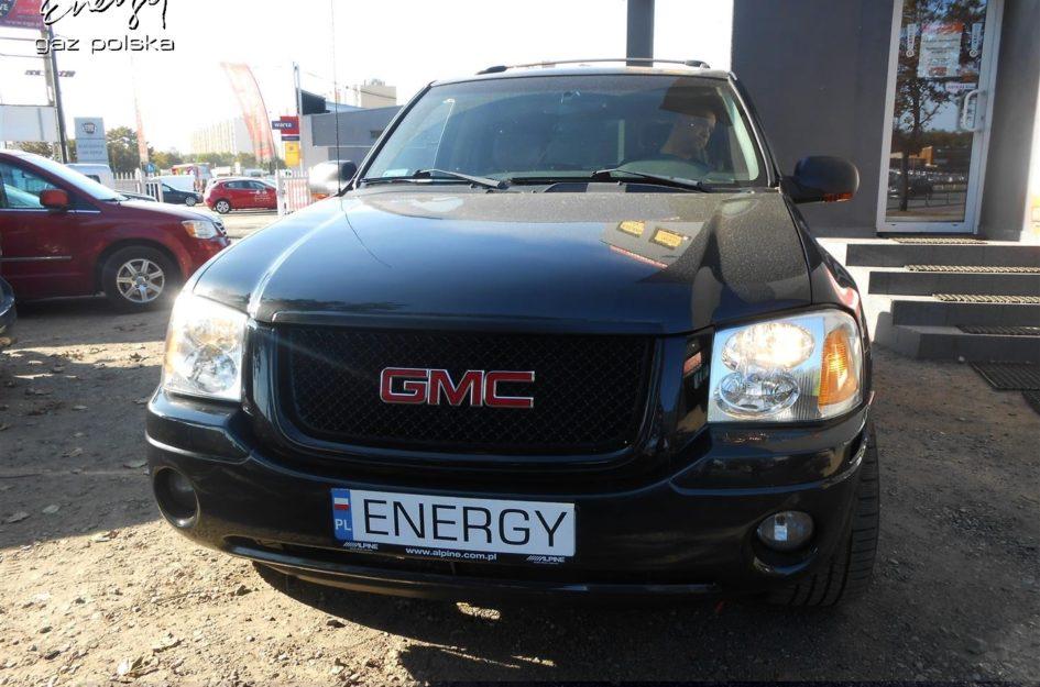 GMC Envoy 4.2 2004r LPG
