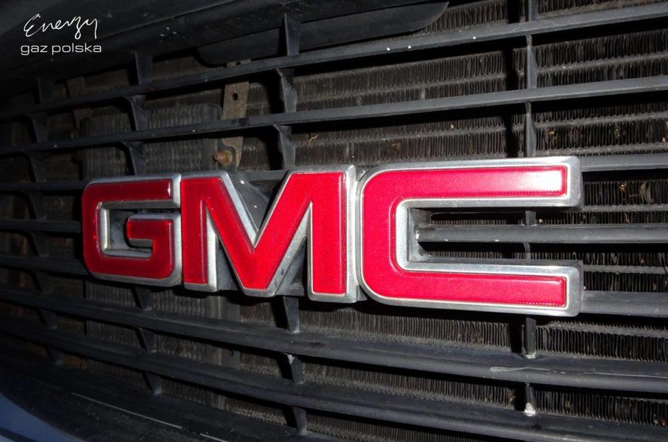 GMC Savana 5.7 V8 2000r LPG