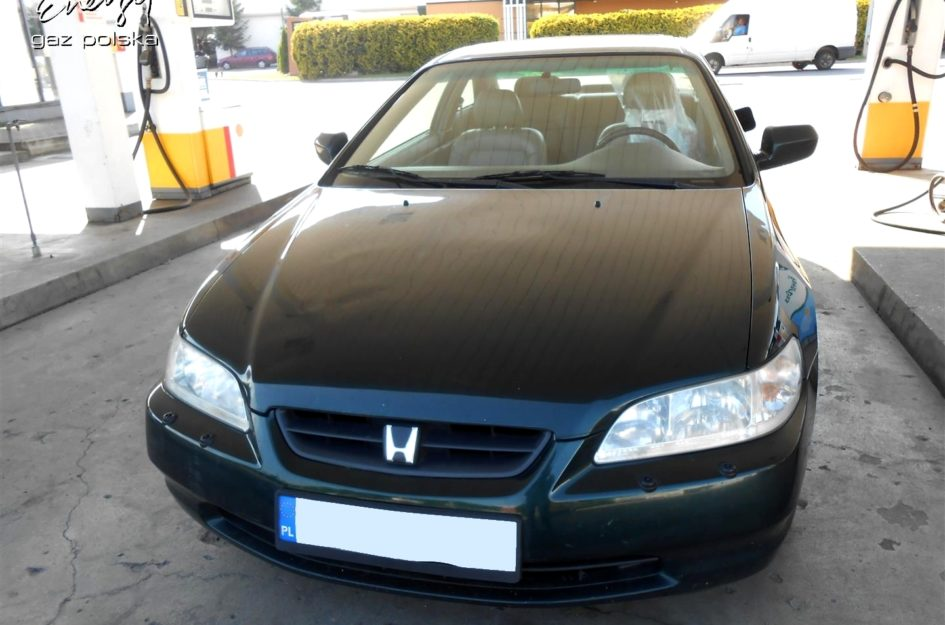 Honda Accord 3.0 V6 2000r LPG