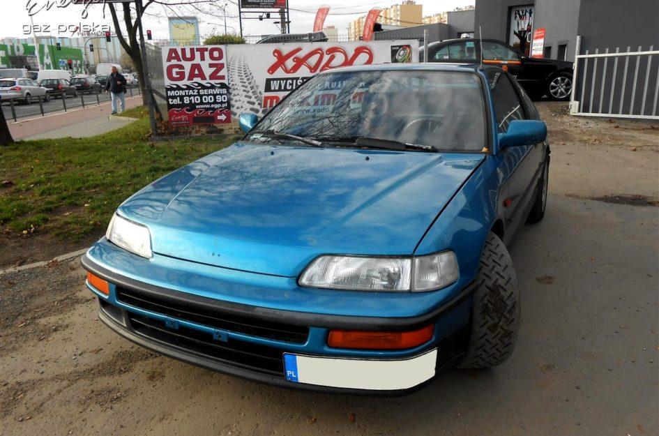 Honda CRX 1.8 1991r LPG