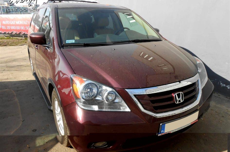 Honda Odyssey 3.5 2009r LPG
