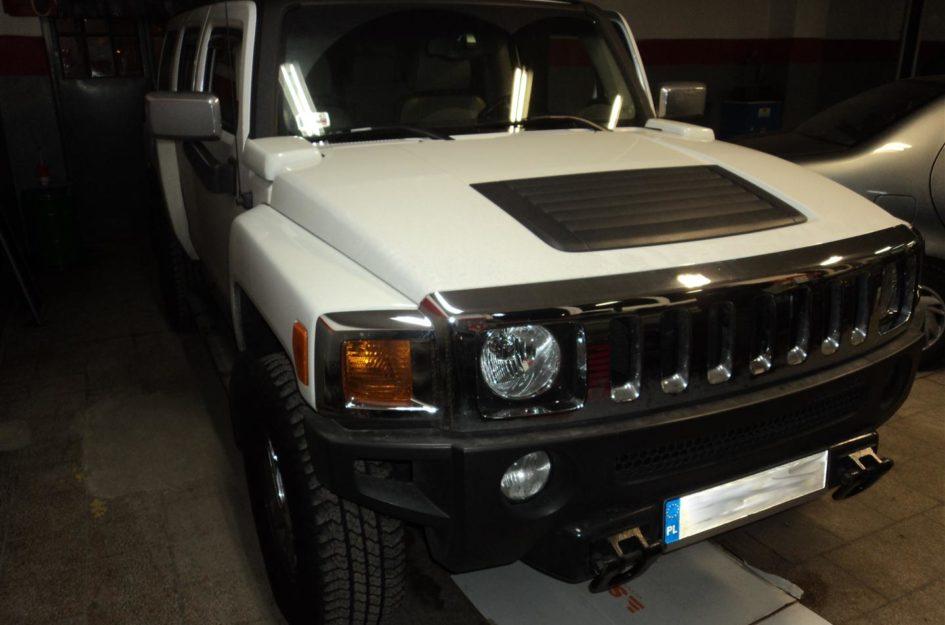 Hummer H3 3.5 LPG