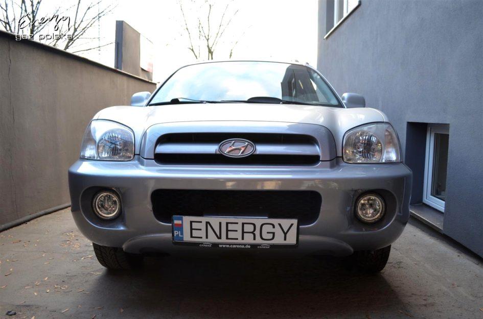 Hyundai Santa Fe 2.4 2004r LPG