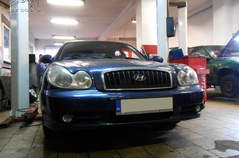 Hyundai Sonata 2.0 2004r LPG