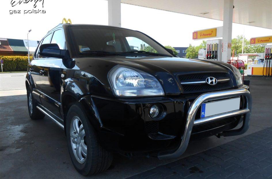 Hyundai Tucson 2.0 2006r LPG