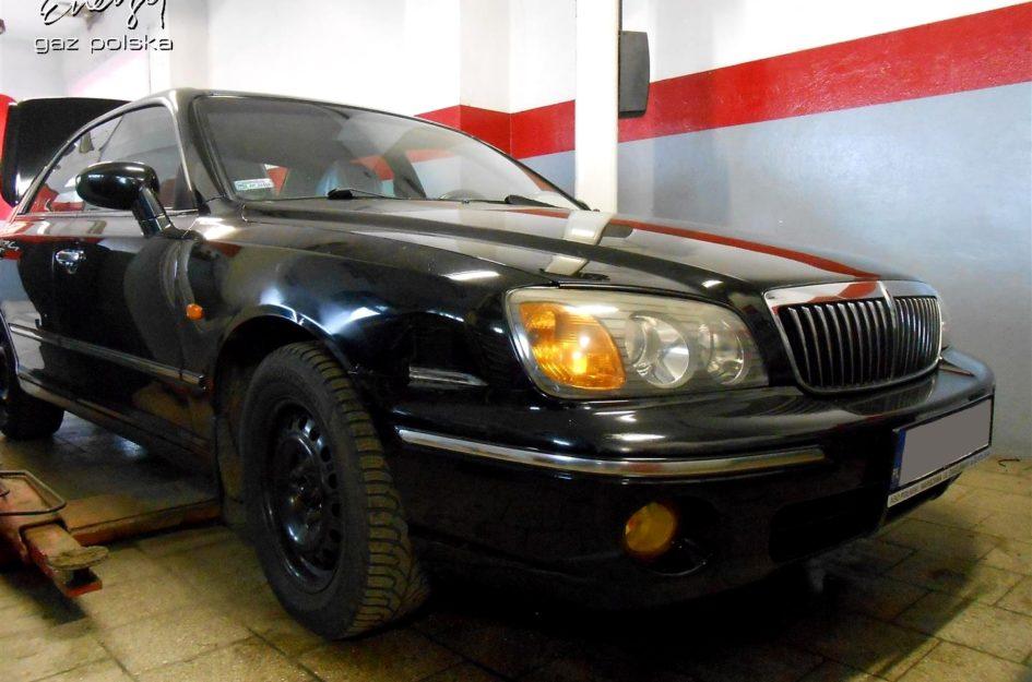 Hyundai XG25 2.5 2000r LPG