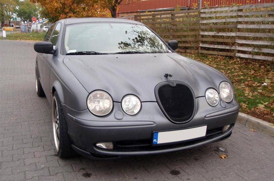 Jaguar S-Type 3.0 V6 1999r LPG