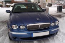 Jaguar X-Type 3.0 2006r LPG