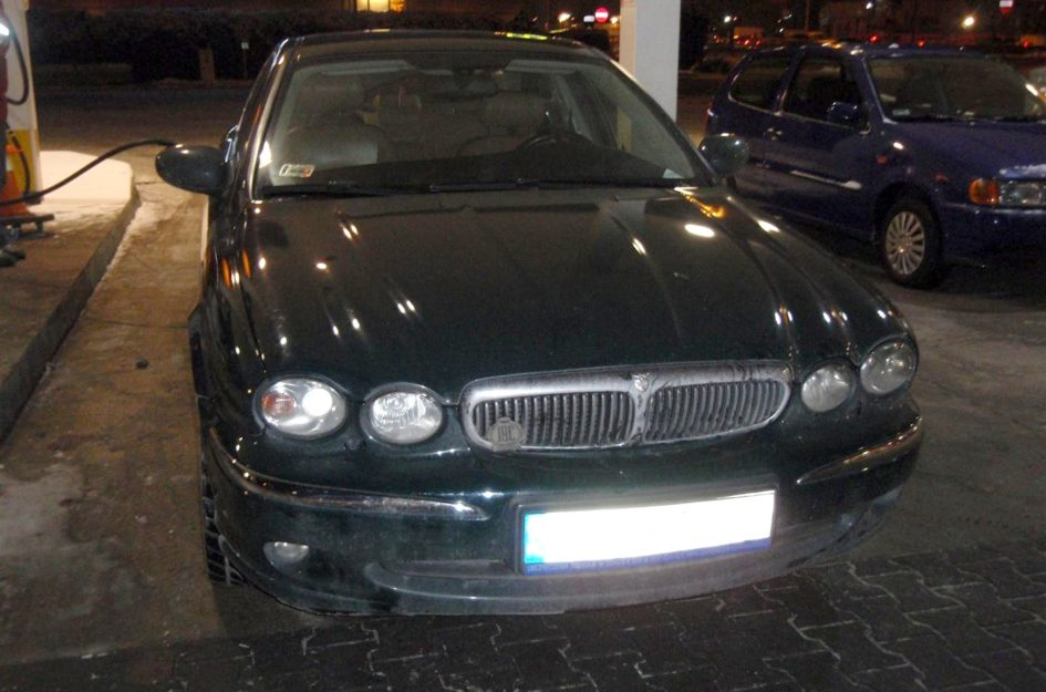 Jaguar X-TYPE 3.0 V6 LPG