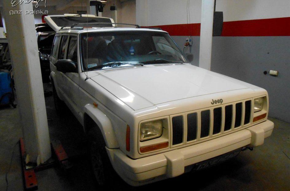 Jeep Cherokee 4.0 1997r LPG