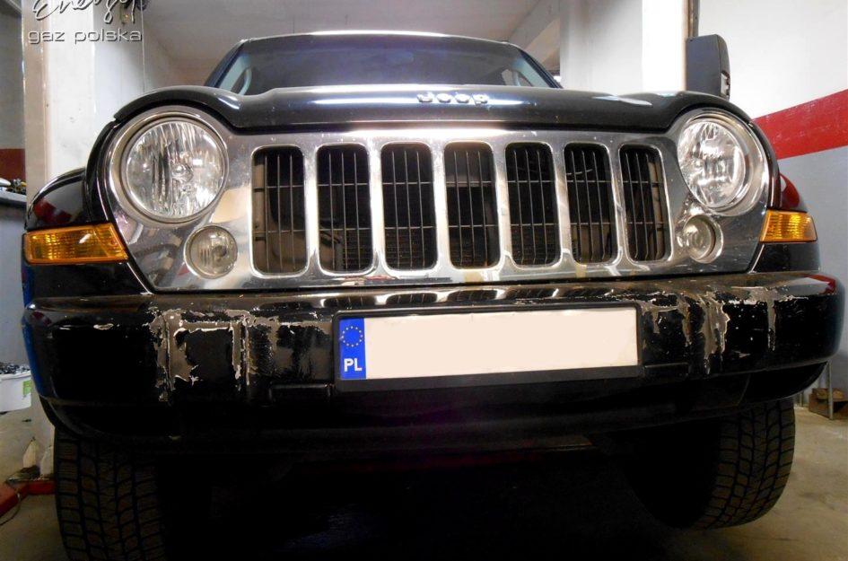 Jeep Libery 3.7 2005r LPG