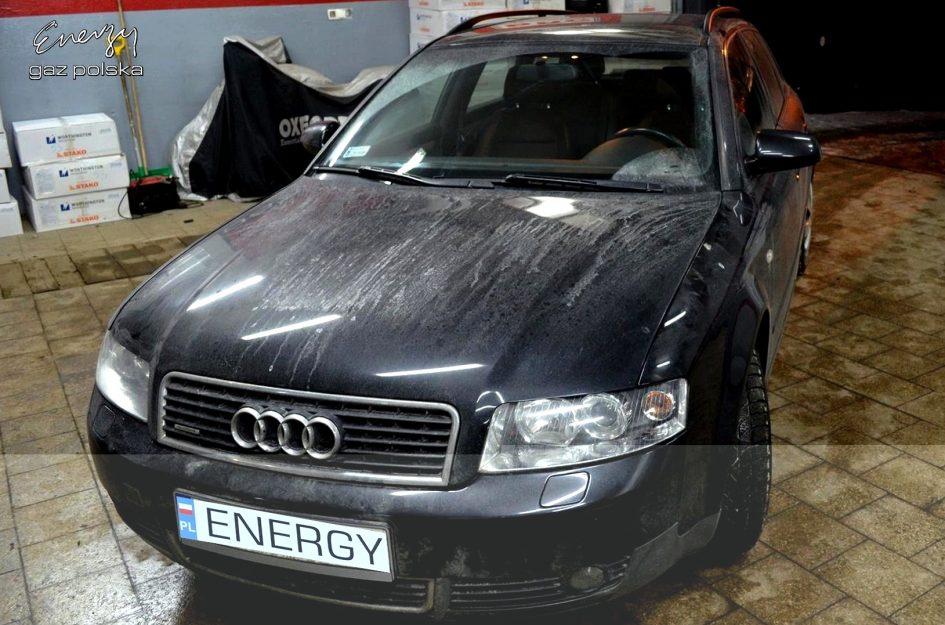 Audi A4 1.8T 2003r LPG