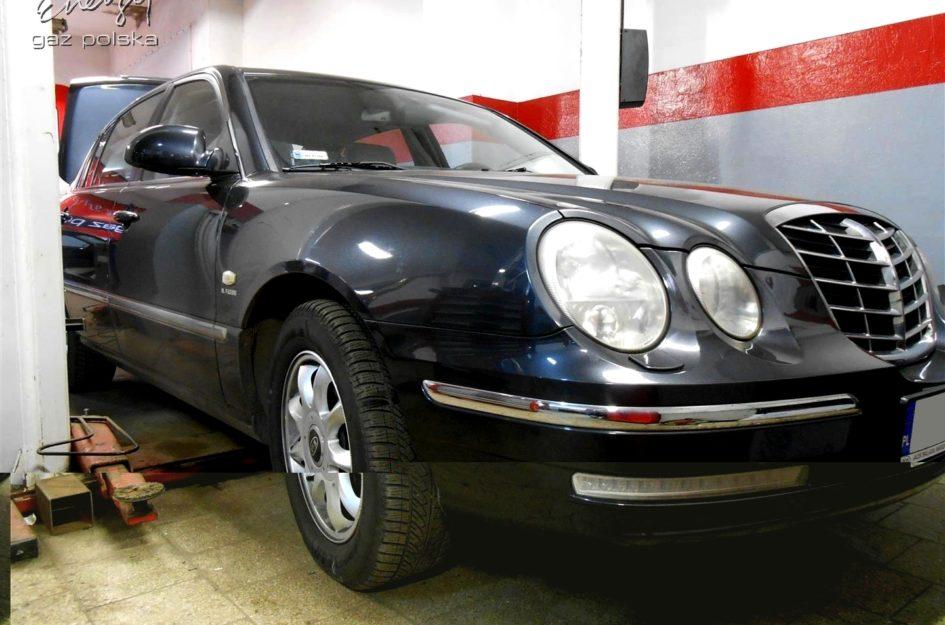 Kia Opirus 3.5 V6 2003r LPG