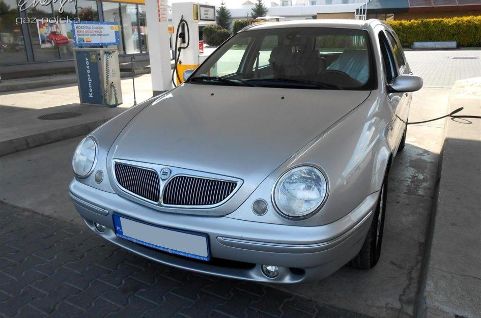 Lancia Lybra 1.8 2000r LPG