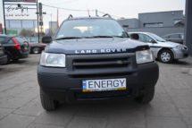 Land Rover Freelander 1.8 2002r LPG