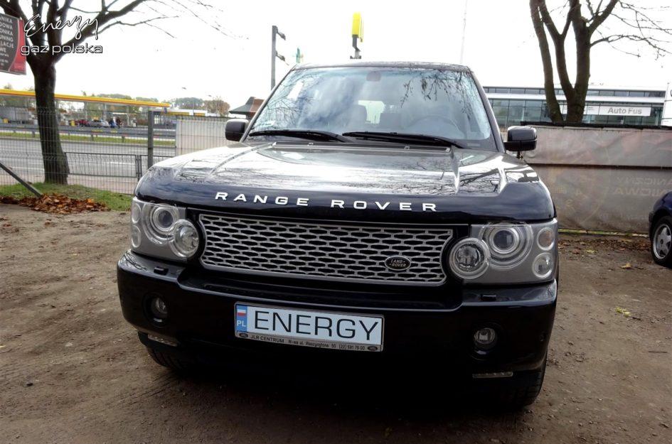 Land Rover Range Rover 4.4 V8 2007r LPG