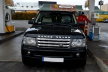Land Rover Range Rover 4.2 2006r LPG