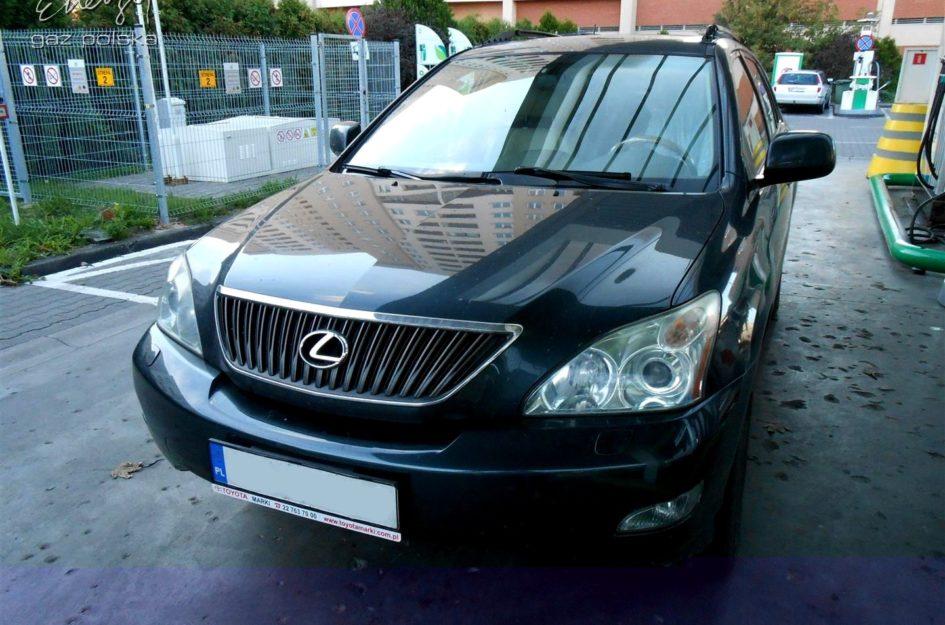 Lexus RX 3.3 2003r LPG