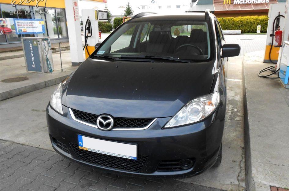 Mazda 5 1.8 2005r LPG