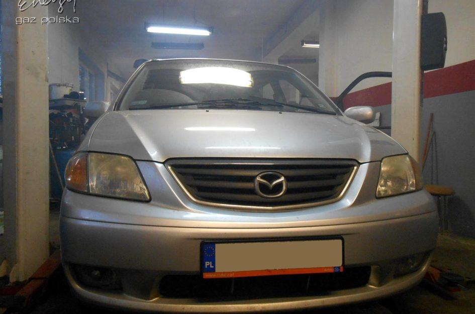 Mazda MPV 2.0 2002r LPG