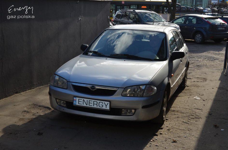 Mazda 323 1.5 1998r LPG
