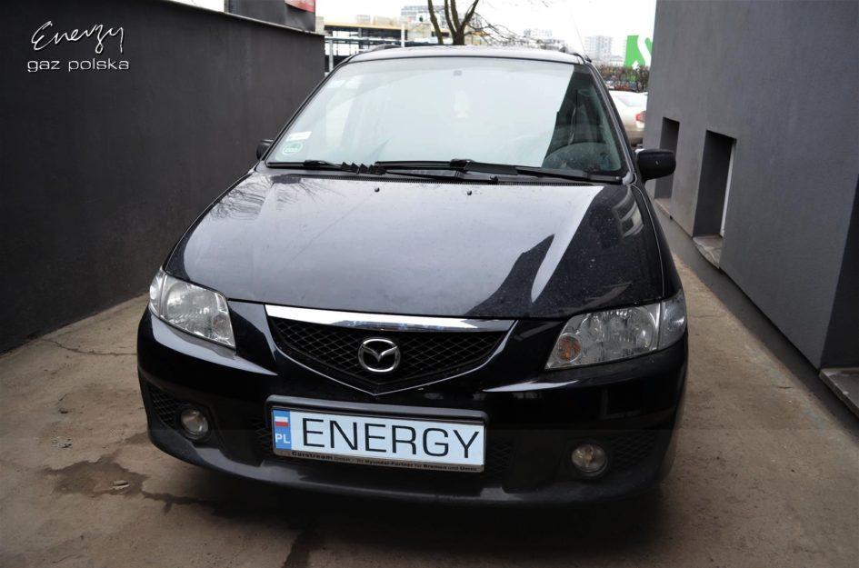 Mazda Premacy 1.8 2002r LPG