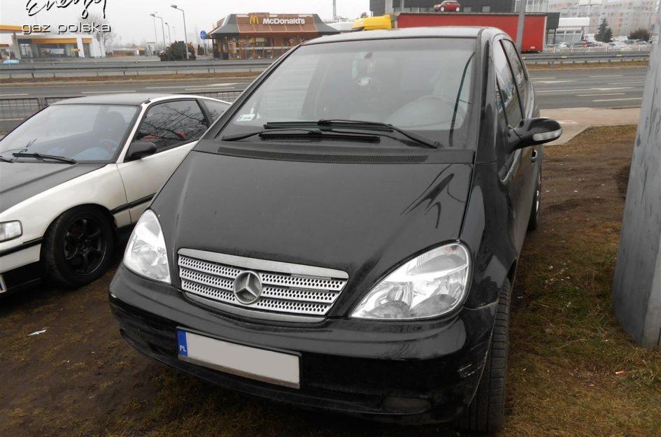 Mercedes A Klasa 2.1 2002r LPG