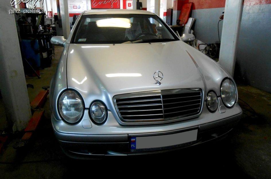 Mercedes CLK 200 2.0 2001r LPG